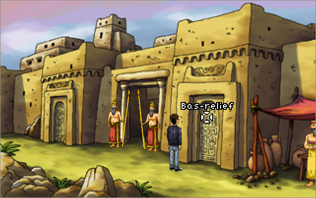 Screenshot of Tales