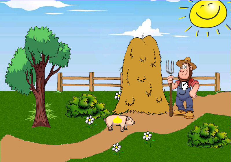 Screenshot 2 of The Three Piggies a Remediation