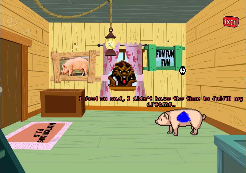 Screenshot 3 of The Three Piggies a Remediation