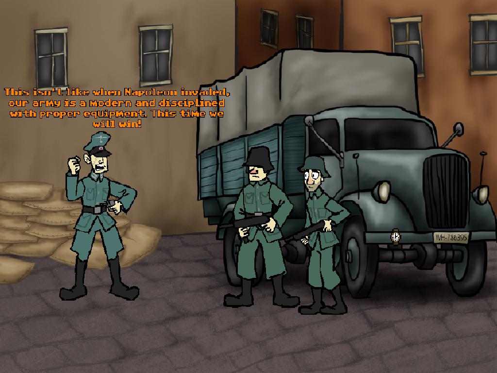 Screenshot 2 of Fallen soldier width=