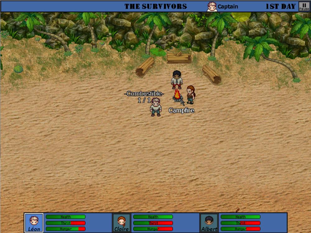 Screenshot 2 of The Survivors
