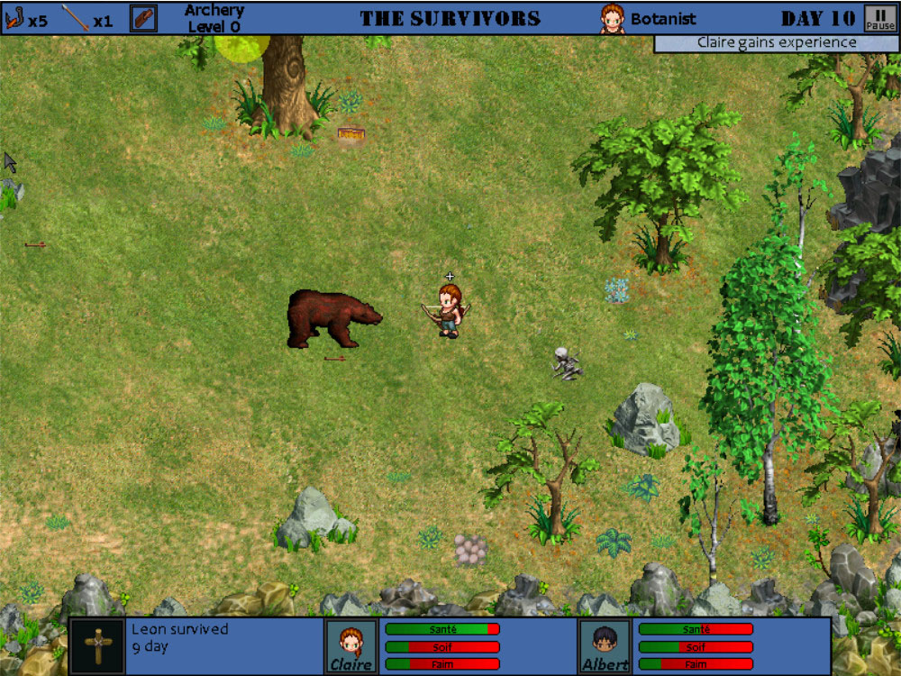 Screenshot 3 of The Survivors
