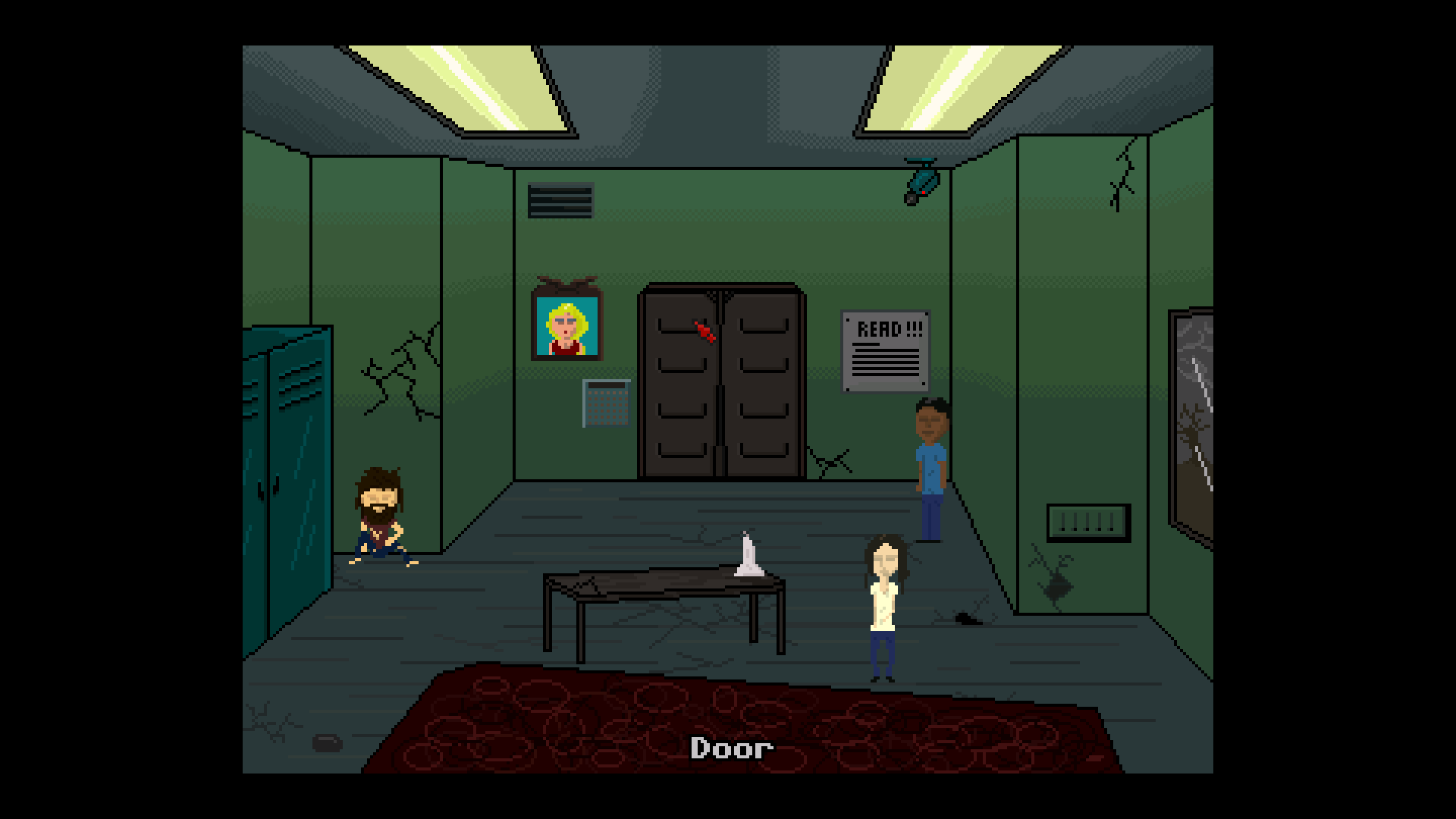 Screenshot of The Cell