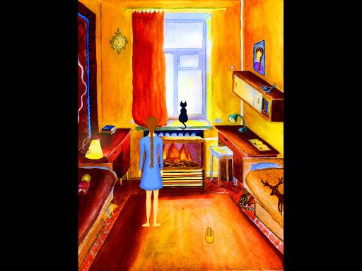 Screenshot of Devochka Quest