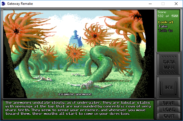 Screenshot of Gateway Remake