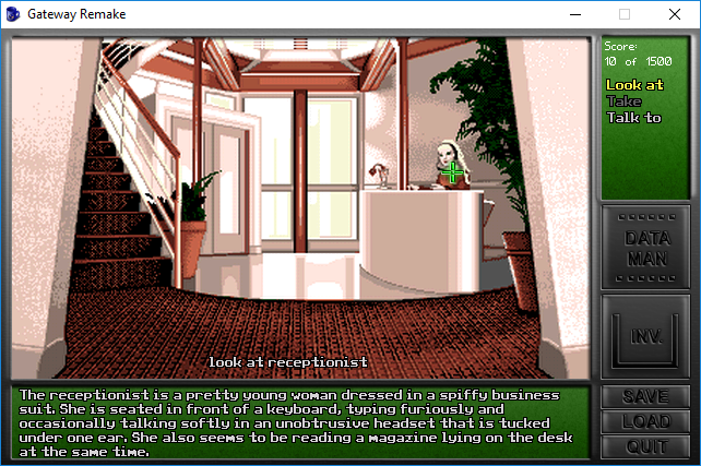 Screenshot 3 of Gateway Remake
