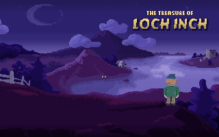 Screenshot 1 of The Treasure of Loch Inch