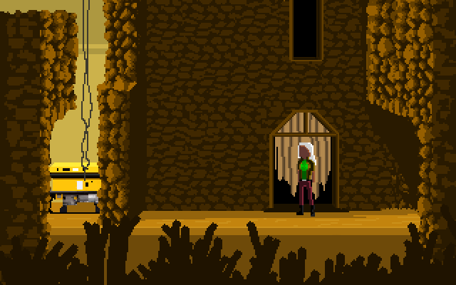 Screenshot 2 of The Fickle Hands of Fate