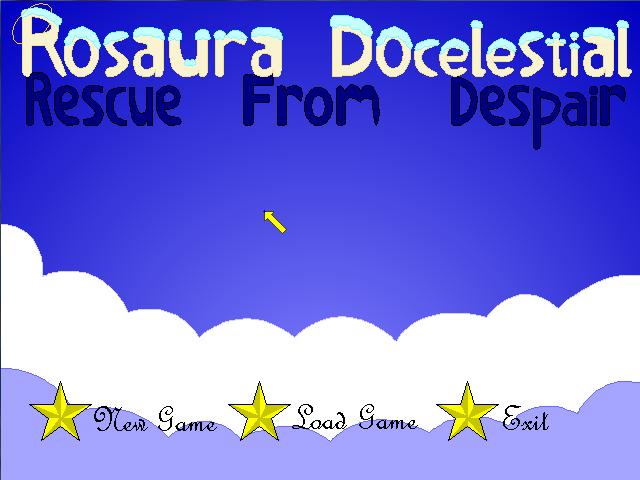 Screenshot of Rosaura Docelestial: Rescue from Despair
