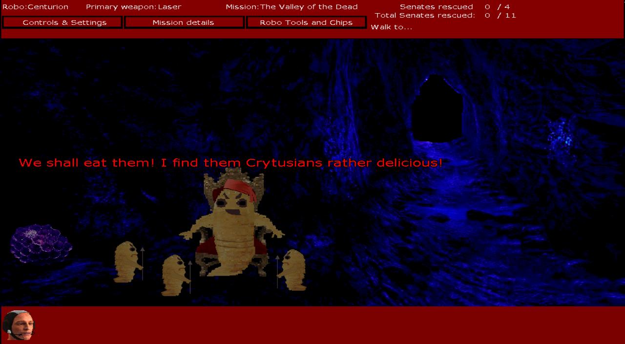 Screenshot of Splinter