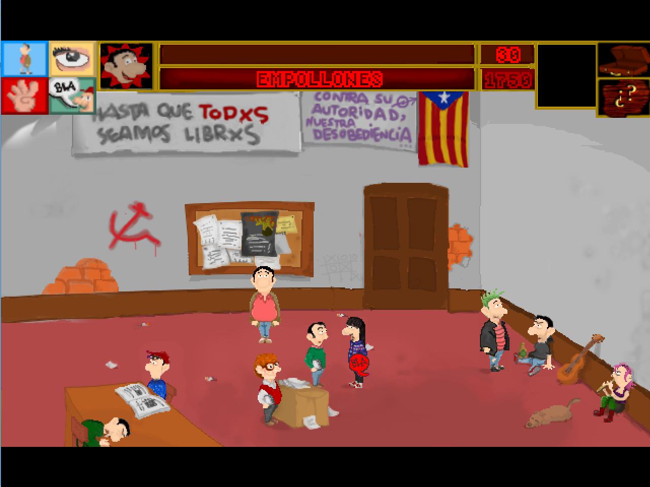 Screenshot 2 of Symploké: La Leyenda de Gustavo Bueno
