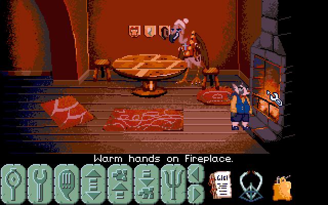 Screenshot 3 of Terror of the Vampire! width=