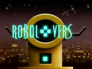 Zoomed screenshot of The Robolovers