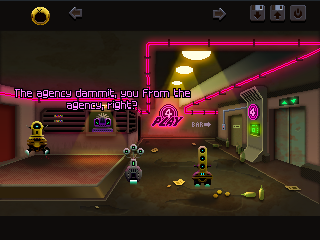 Screenshot 2 of The Robolovers