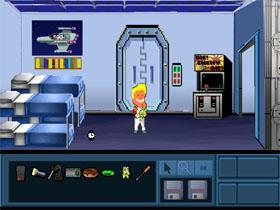 Zoomed screenshot of Julius Dangerous 2 [ITA]