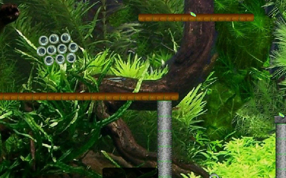 Screenshot 3 of (DEMO) FOR FROGS SAKE!  GET THE FROG OUT! width=