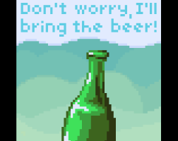 Screenshot 1 of Don't Worry, I'll Bring The Beer!