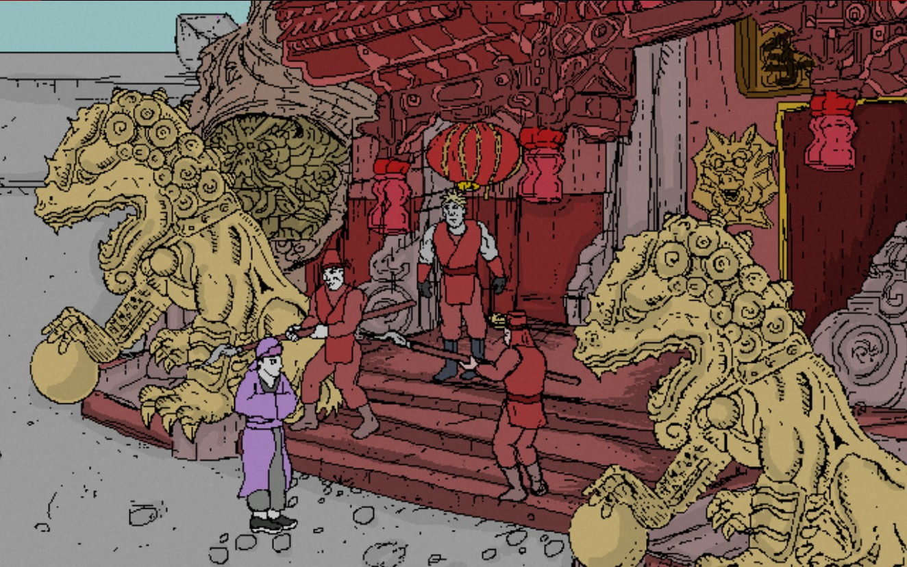 Screenshot 3 of Legend of Hand