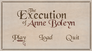 Zoomed screenshot of The Execution of Anne Boleyn