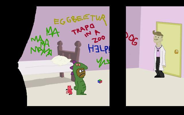 Screenshot 1 of Earwig is ANGRY!