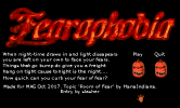 Screenshot 1 of Fearaphobia