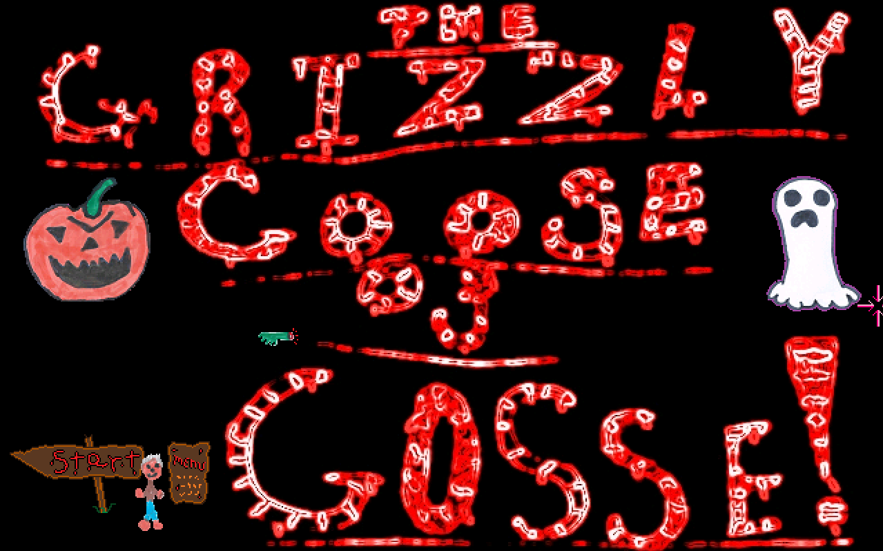 Zoomed screenshot of Grizzly Goose of Gosse