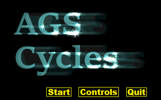 Screenshot of AGS Cycles