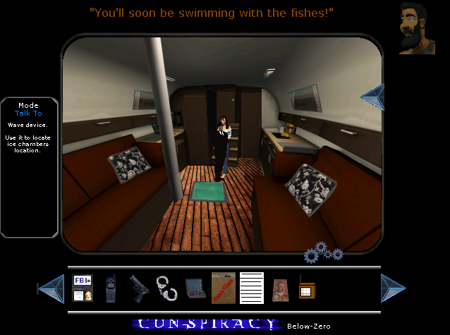 Screenshot 2 of Conspiracy: Below-Zero