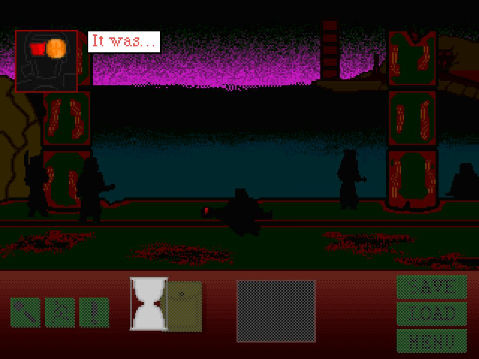 Screenshot 3 of A Curious Silence