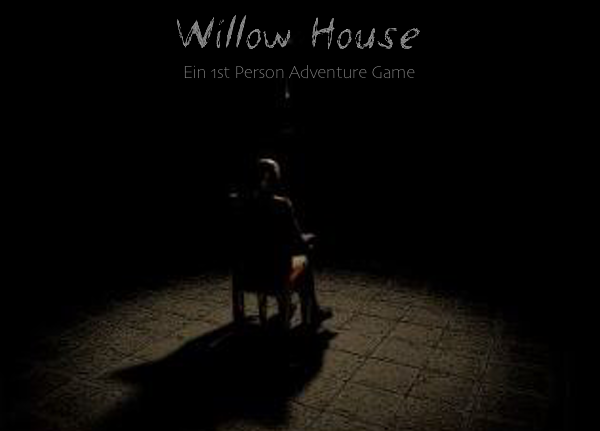 Zoomed screenshot of Willow House - German Language