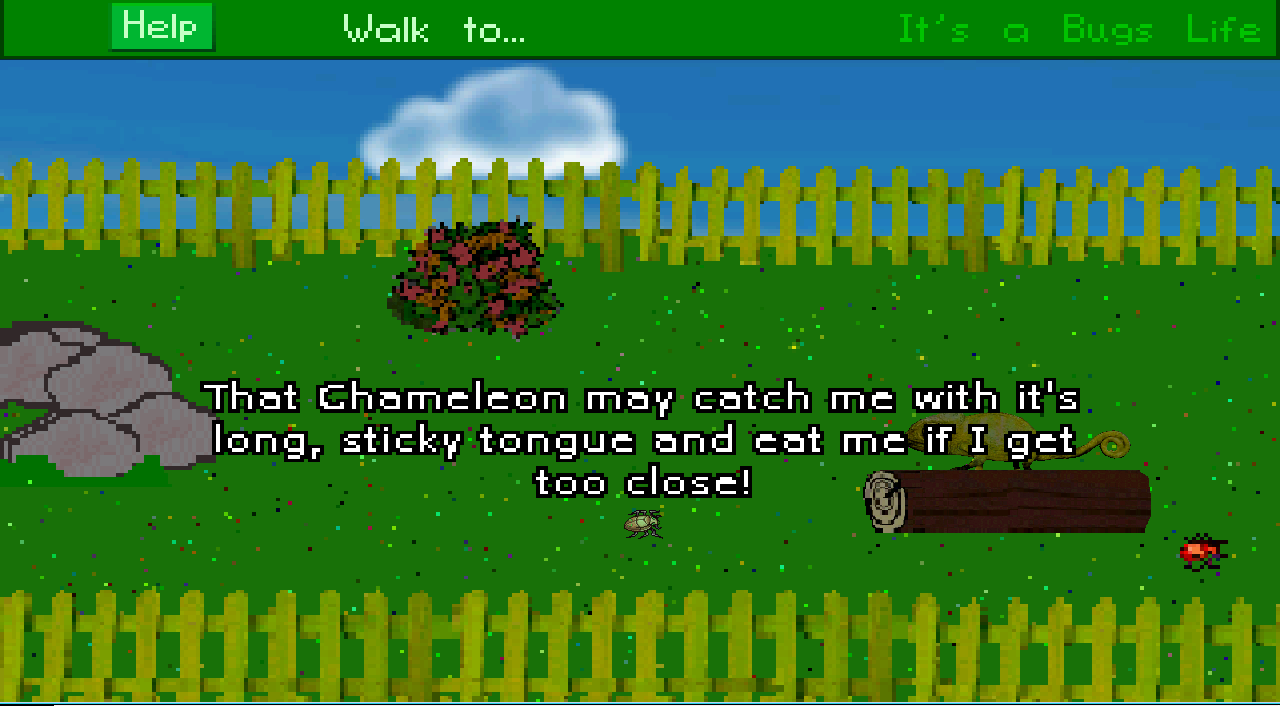 Screenshot 2 of It's a Bugs Life width=