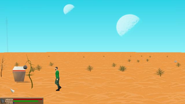 Screenshot of Hidden Plains