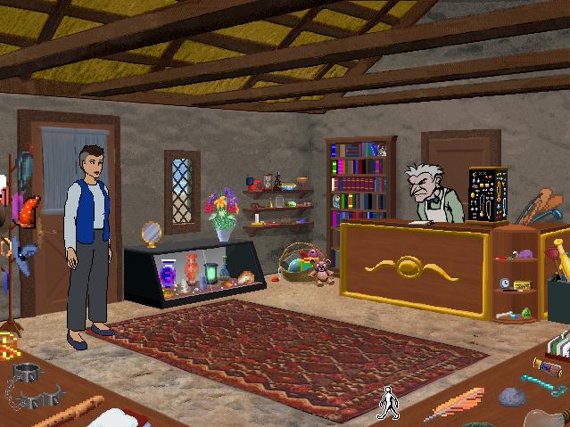 Screenshot 1 of Adventure: Welcome to the Genre