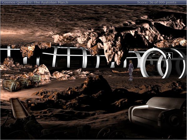 Screenshot 2 of Cosmos Quest IV width=