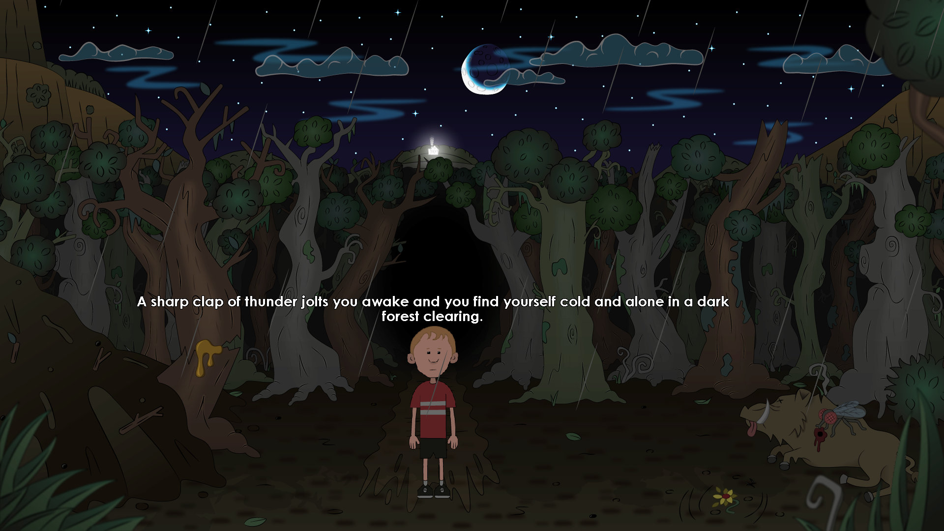 Screenshot of Journey Home