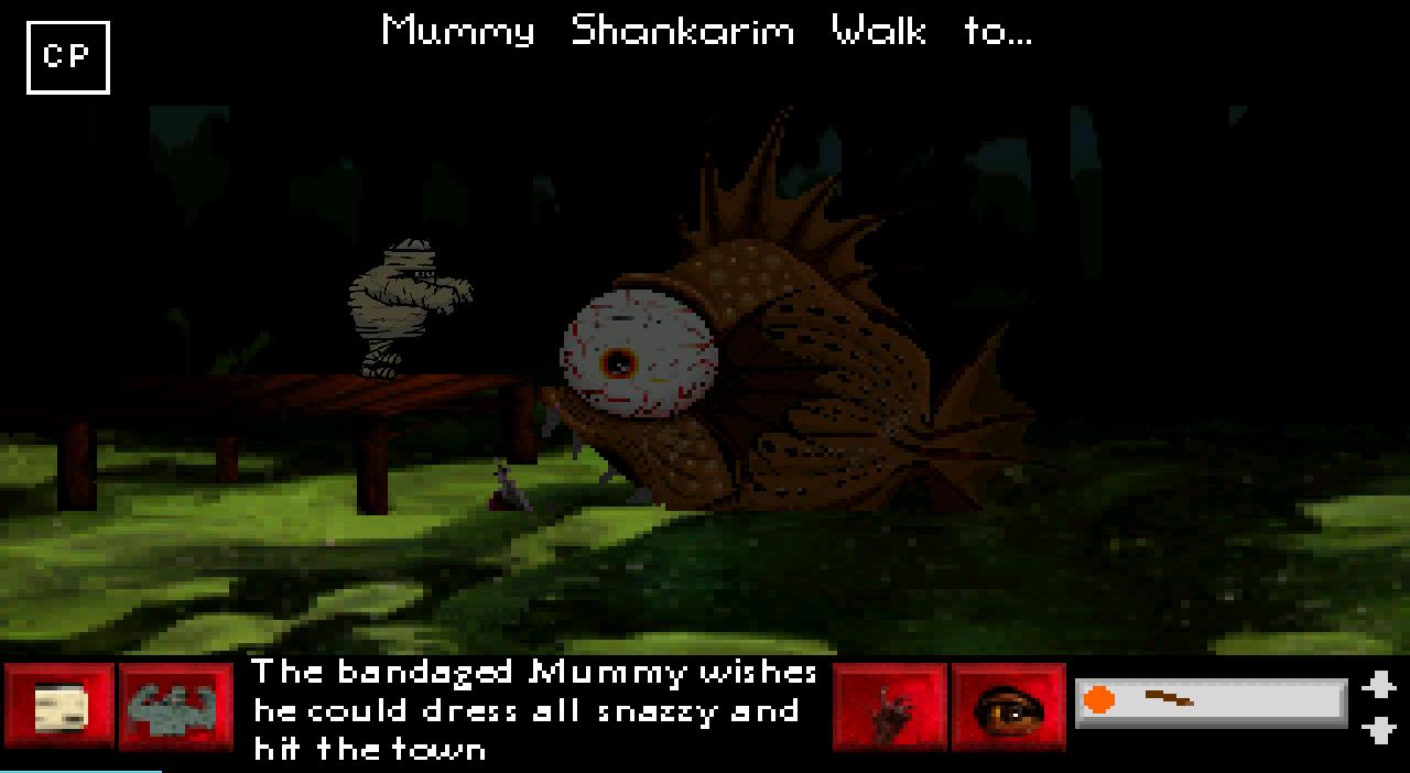 Screenshot 2 of FrightFest: Dracula vs Frankenstein vs The Mummy width=