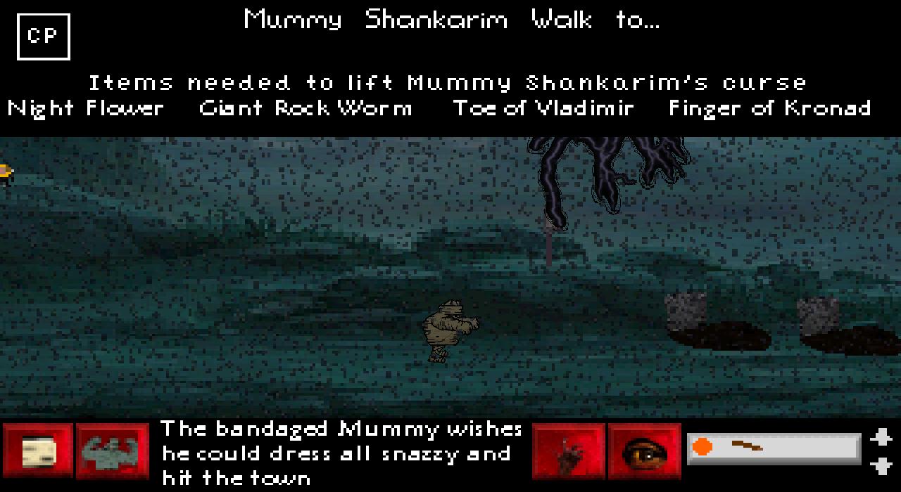 Screenshot 3 of FrightFest: Dracula vs Frankenstein vs The Mummy width=