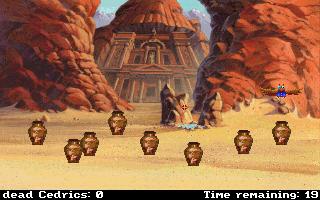 Screenshot 2 of Cedric Shooter (Win/Linux) width=