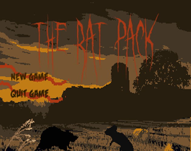 Screenshot of The Rat Pack (MAGS version)
