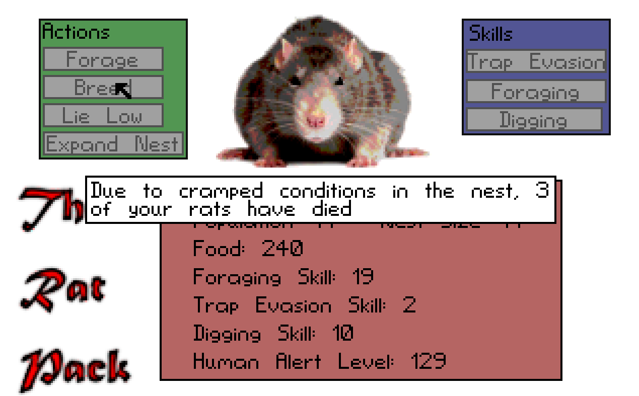 Screenshot 3 of The Rat Pack (MAGS version)