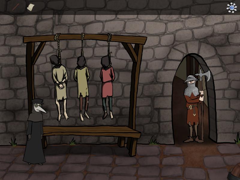 Screenshot of The Burgomaster