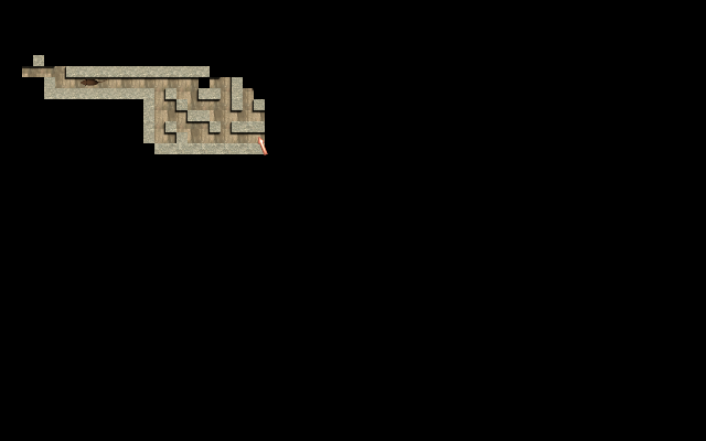 Zoomed screenshot of Lab Rat Maze!