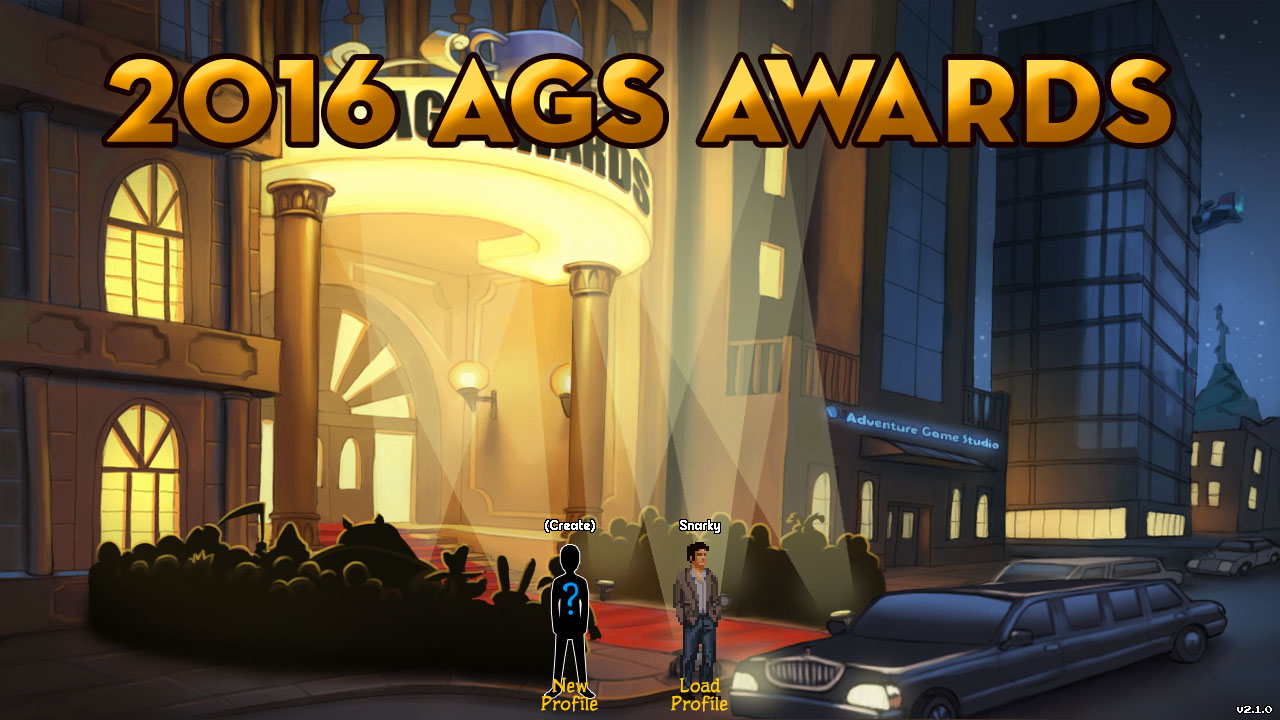 Screenshot 1 of AGS Awards Ceremony 2016