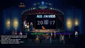 Screenshot 1 of AGS Awards Ceremony 2017