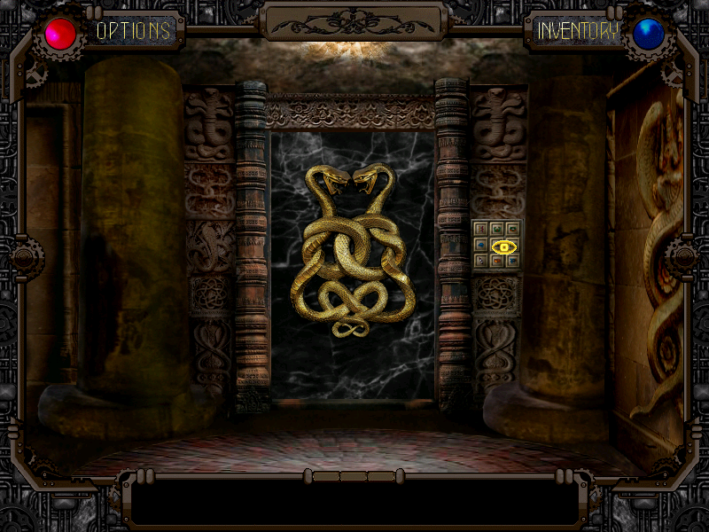 Screenshot 3 of The Clockwork Labyrinth