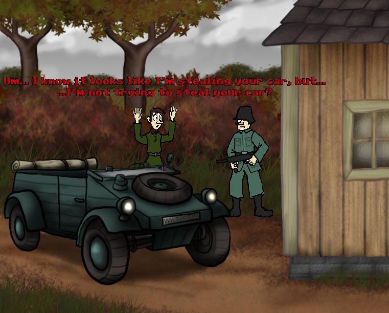Screenshot 3 of Commissar's Contrapasso