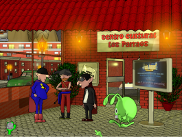 Screenshot 1 of Yago, the Coquerrestrial