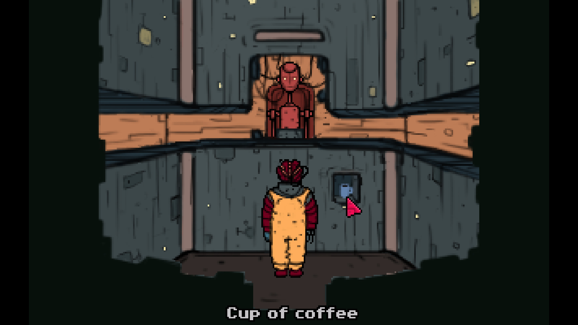 Screenshot 2 of Tales From The Outer Zone: Cyborg Seppuku