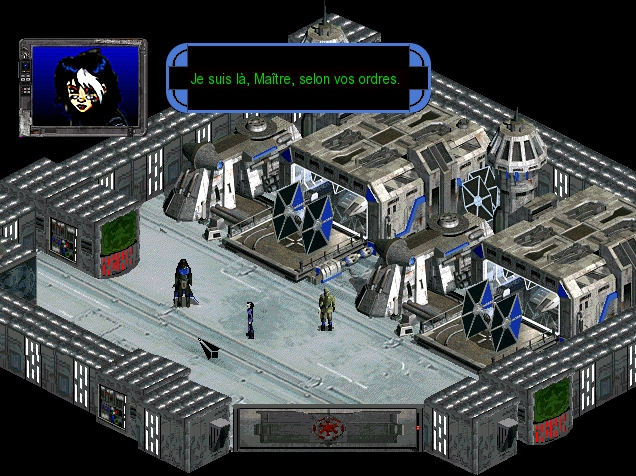 Screenshot of Shai-la of the Sith (1st Version)