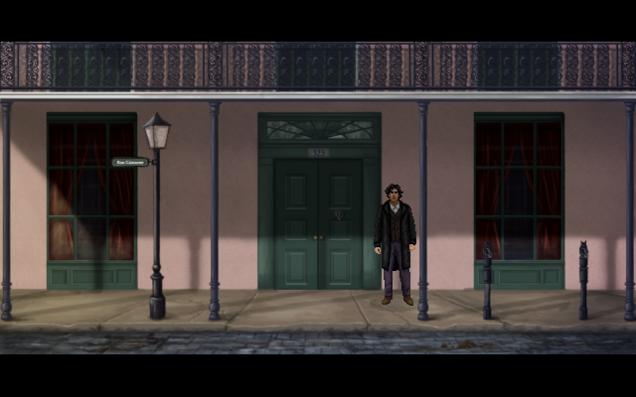 Screenshot 2 of Lamplight City